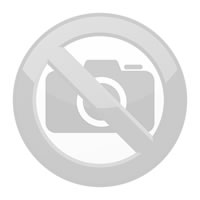 Listová lakovaná kabelka K-2868 tmavomodrá