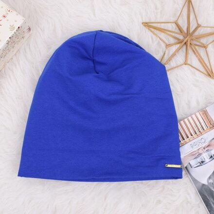 66c60d1f95ed Dámska čiapka Lizzy L-40 modrá