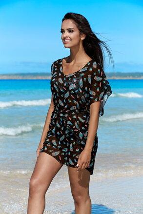 802a0eb79759 Plážová tunika  šaty L6015