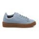 CREEPERS BLUE SUEDE 8150-11BL