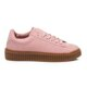 CREEPERS PINK SUEDE 8150-20P