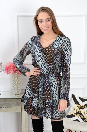 Šifónové šaty Lucia CO-33543 33b130e676d