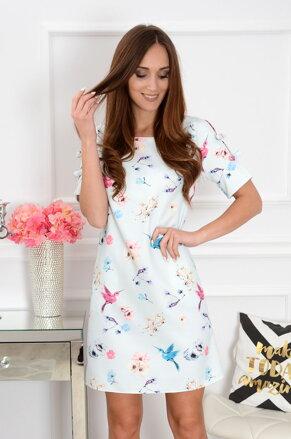 Letné šaty s potlačou CO-37576 988ab193b11