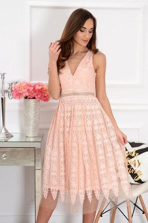 2f8c8435906c Krajkované midi šaty Harmony